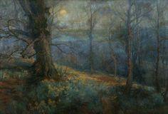 Whispering Eve  William Gilbert Foster (1855–1906)  Manchester Art Gallery