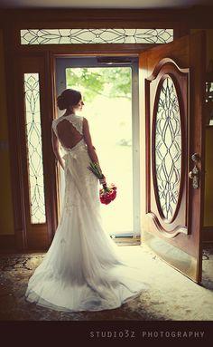 Beautiful wedding dress from Davids Bridal. vw9768