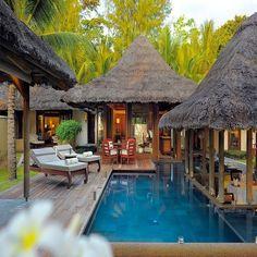 Constance Lemuria Resort @ Seychelles