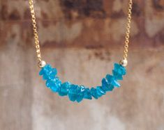 Welo Opal Necklace in Gold or Silver October Birthstone