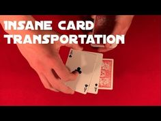 Trick that you'll learn today is very easy and will not take you too long to master it ;) It makes it great for beginners. well, see video below and learn this trick today! Card Tricks For Beginners, Easy Card Tricks, Playing Cards, Learning, How To Make, Playing Card Games, Studying, Teaching, Cards