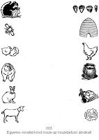 Fejlesztő Műhely: Feladatlapok Activities For Autistic Children, Worksheets For Kids, Speech Therapy, Album, Character, Archive, Perception, Maths, Adhd Kids