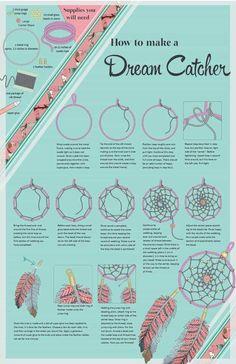 Making Dream Catchers, Doily Dream Catchers, Dream Catcher Decor, Large Dream Catcher, Dream Catcher Boho, What Are Dream Catchers, Dream Catcher Supplies, Diy Dream Catcher For Kids, Homemade Dream Catchers
