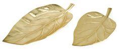 Parson Aluminum Leaf Trays