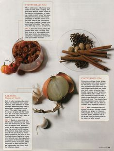 Natural Remedies: Earache, Stuffy Head, Flatulence