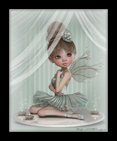 Her biggest dream Holly Hobbie, Fantasy Images, Fantasy Art, Girl Cartoon, Cute Cartoon, Disney Pin Up, Big Eyes Artist, Fairy Pictures, Butterfly Fairy