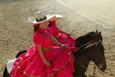 Escaramuza, mexican sport