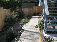 Cambria in the pines : Pavers and stones