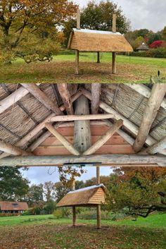 hut tent tuin. Foto geplaatst door gos op Welke.nl