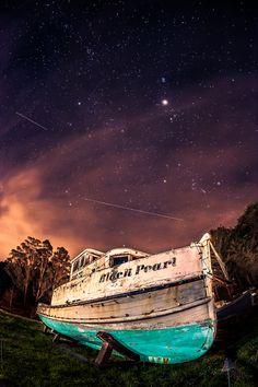 Black Pearl, Dillon Beach, California