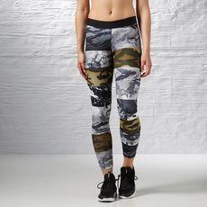 15c7362e68db7 Reebok - Reebok ONE Series Mix It Up Tight Pants For Women