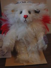 Dolls & Bears Annette Funicello Mohair Bear Sufficient Supply Annette Funicello