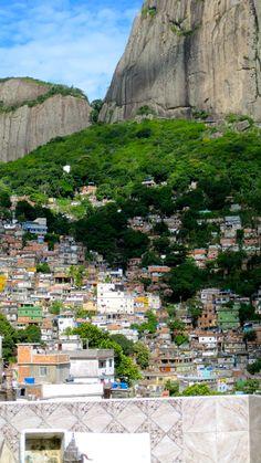 favelas in brasil