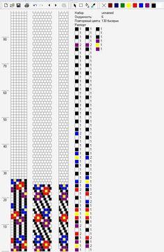 Free Crochet Bead Pattern Round 6