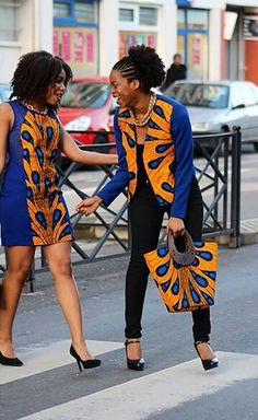 Ideas for african fashion outfits 670 African Print Dresses, African Fashion Dresses, African Attire, African Wear, African Women, African Dress, Fashion Outfits, African Prints, African Style