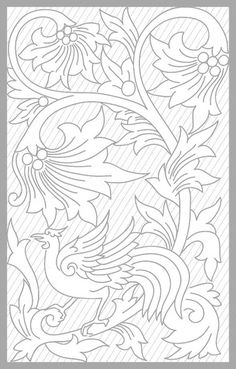 Jepara Floral Set vector drawing of jepara traditional floral set Created: GraphicsFilesIncluded: VectorEPS Layered: No MinimumAdobeCSVersion: CS Tags: blackandwhite Craft Patterns, Quilt Patterns, Molduras Vintage, Leather Tooling Patterns, Whole Cloth Quilts, Wood Carving Patterns, Leather Carving, Free Motion Quilting, Art Plastique