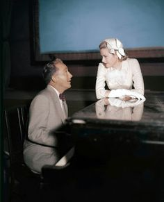 BING CROSBY é CK Dexter e GRACE KELLY Tracy Lord em ALTA SOCIEDADE High society 1956 http://omundodemarco.blogspot.it/2013/03/bing-crosby-galeria-de-imagens-ator-e.html
