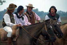 gauchos of argentina