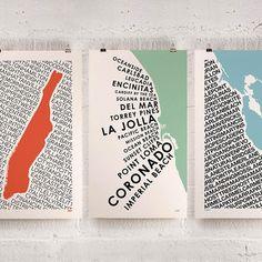 coastal prints. (24) Fab.com