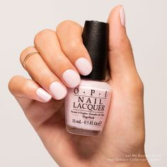 Opi nails nail let me bayou a drink opi pretty nails polish Opi Nail Polish Colors, Pink Nail Colors, Opi Nails, Nude Nails, Nail Polishes, Manicures, Color Nails, Gel Color, Gel Nail