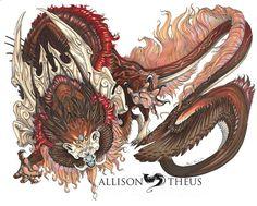 Bacon FU, Allison Theus on ArtStation at https://www.artstation.com/artwork/G1gR1