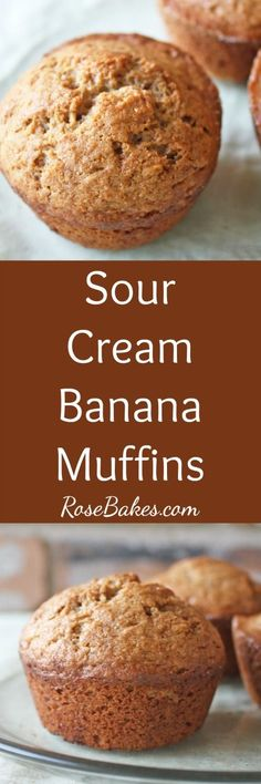 Sour Cream Banana Mu