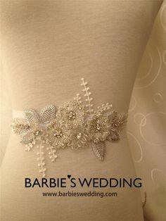 2 015 высокая рука ремень цветок пояса невесты свадебное платье аксессуары горный хрусталь пояса - Taobao