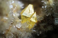 wulfenite - lombardy, italy