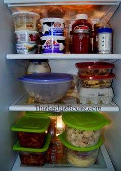 Cheap Meals (the 1 week plan) includes a one day prep list for all meals if you prefer to spend the 4 hours doing it. Marie's The sanity of making food for the week outweighs cooking every night Make Ahead Meals, Quick Meals, Frugal Meals, Budget Meals, Freezer Cooking, Cooking Recipes, Cheap Dinners, Inexpensive Meals, Good Food