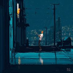 ''The Old Fashioned Way'' by Pascal Campion  <3