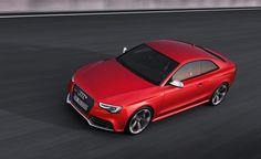 2012 Audi RS5 (Euro-spec)