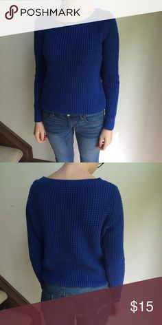 Joe Fresh sweater Only worn a couple of times and in great condition. No snags or sign of wear. Joe Fresh Sweaters Crew & Scoop Necks