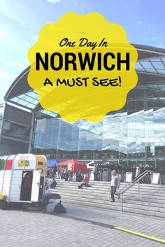 If you love quirky cities where there is always something going on, the Norwich in the UK is for you. Just a couple of hours from London, it's well worth the trip! In fact, it's my favourite place to go. Find out what you can do for your day trip here!