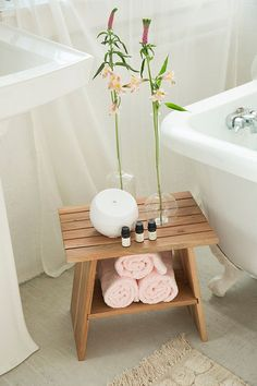 Surprising 41 Best Bathroom Stool Ideas Images Stool Teak Shower Creativecarmelina Interior Chair Design Creativecarmelinacom
