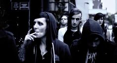 motionless in white ricky horror | gif motionless in white Immaculate Misconception Ricky  josh ...