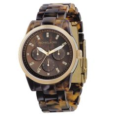 d1a8b3c20d7fe Bodying is proud to present an extensive selection of Michael Kors Faux  Tortoise Shell watches. Buy Michael Kors Faux Tortoise Shell Watches at  affordable ...