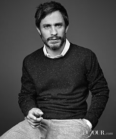 "Actor Gael GarcÍa Bernal talks to DuJour Magazine about his role as Maziar Bahari in the film ""Rosewater."""