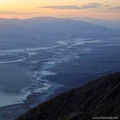 Dantes View (9 Incredible Things to Do in Death Valley National Park California) // localadventurer.com