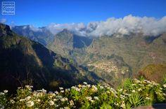 Boca da Corrida Viewpoit, Jardim da Serra, Madeira Islands