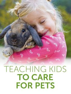 Involving children in pet care is a great way to teach them about the responsibility of being an animal's guardian. If your kids are old enough to play with your dog or cat, they are old enough to help take care of them.