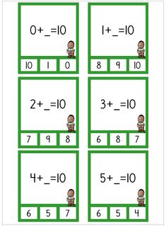 Place Value Worksheets, Math Worksheets, Year 1 Maths, Numicon, English Lessons For Kids, Primary Maths, Math Addition, Math Workshop, Math Numbers