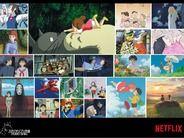 Netflixがジブリ21作品を世界配信へただし日本や米国は除く 2020 ジブリ作品 猫の恩返し ジブリ