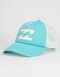 e251d1a40f9 BILLABONG Womens Trucker Hat Billabong Women