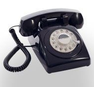 Retro Vintage Style Old Fashioned Telephone - Black by The Emporium Home, http://www.amazon.co.uk/dp/B004TS8BCI/ref=cm_sw_r_pi_dp_5DP8sb14J9YMA