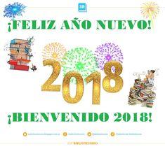 SOY BIBLIOTECARIO: ¡Bienvenido 2018!