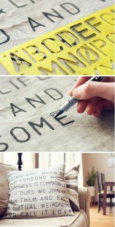 So cute. Amazing idea