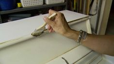 Great step by step tutorial on how to paint a piano.