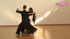 WDSF Technique Books | The Tango