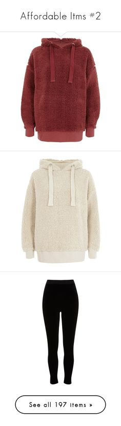 """Affordable Itms #2"" by deborahsauveur ❤ liked on Polyvore featuring tops, hoodies, hoodies / sweatshirts, pink, women, red top, pink hooded sweatshirt, red hooded sweatshirt, red long sleeve top and long sleeve tops"