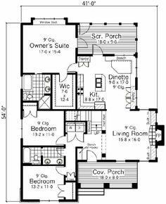 Exceptional Design Connection, LLC   House Plans U0026amp; House Designs   Plan Detail  Barndominium Floor